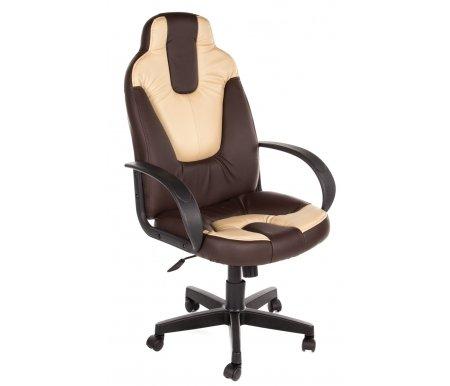 Купить Компьютерное кресло Тетчер, «НЭО 1» (Neo 1) коричневый / бежевый