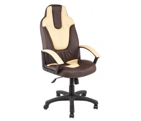 Купить Компьютерное кресло Тетчер, «НЭО 2» (Neo 2) коричневый / бежевый