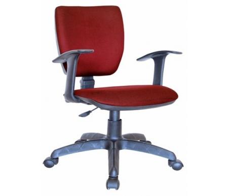 Компьютерное кресло Нота Т бордоКомпьютерные кресла<br>Материал подлокотников: пластик.<br>Материал крестовины: полиамид (цельнолитый).<br><br>Материал: ткань.<br><br>Вес: 10,5 кг.<br>