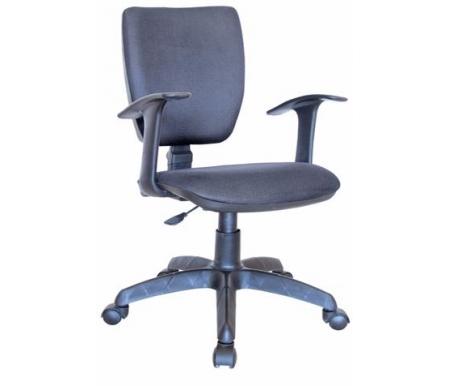 Компьютерное кресло Нота Т сероеКомпьютерные кресла<br>Материал подлокотников: пластик.<br>Материал крестовины: полиамид (цельнолитый).<br><br>Материал: ткань.<br><br>Вес: 10,5 кг.<br>