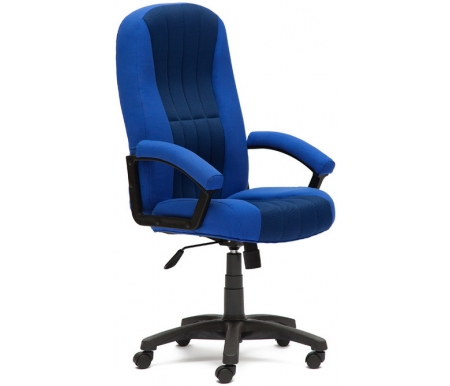 Купить Компьютерное кресло Тетчер, СН888 синее 2601 / 10, Россия, синий