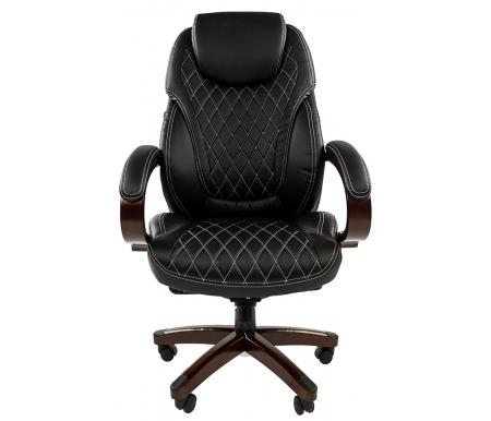 Купить Компьютерное кресло Chairman, СН 406 PU черное, Россия