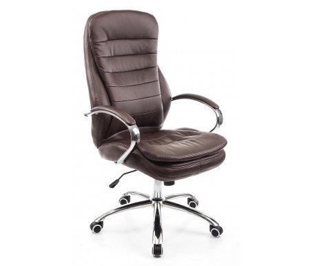 Купить Компьютерное кресло Woodville, Tomar коричневое, Китай, коричневый
