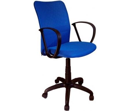 Купить Компьютерное кресло ДИК Мебель, Трикс LITE Т-502LT-10 синее, Россия, синий