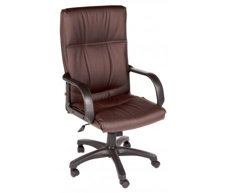 Купить Компьютерное кресло Тетчер, «Давос» (Davos) коричневое, коричневый