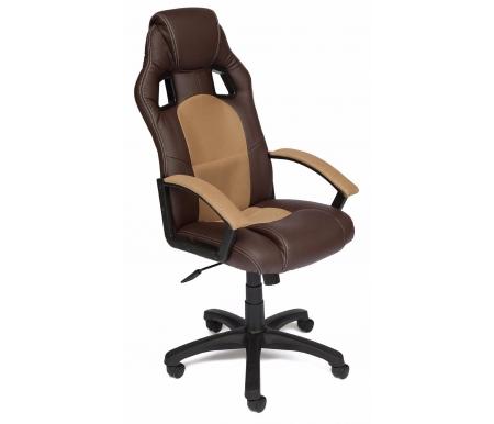 Купить Кресло Тетчер, компьютерное Driver коричневый / бронза