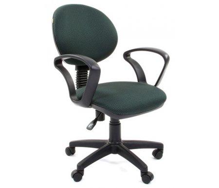 Компьютерное кресло Chairman 682 JP 15-4Компьютерные кресла<br>Каркас офисного кресла CH 682 изготовлен из пластика, обивка выполнена из ткани. <br>Комплектуется механизмом регулировки кресла по высоте, пружинный механизмом постоянной поддержки спины. <br> <br> <br>  Материал подлокотников: пластик.<br> <br>  Материал крестовины : пластик.<br> <br>  Материал обивки: ткань.<br><br>  Вес кресла 12 кг.<br> <br>  Товар доставляется в разобранном виде. Объем упаковки 0,12 куб. м.<br>