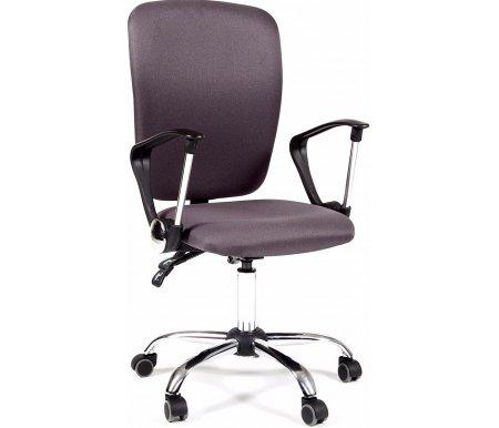 Компьютерное кресло Chairman 9801 хром серый 15-13Компьютерные кресла<br>Офисное кресло СН 9801 хром совмещает в себе классические черты операторского кресла и элементы стиля Hi-Tech. Кресло снабжено асинхронным механизмом качания, обеспечивающим независимое изменение угла наклона спинки и сидения. <br> Объем упаковки -0,11 куб. м<br> <br>Вес - 16,5 кг.<br> <br>Стул поставляется в разобранном виде.<br>