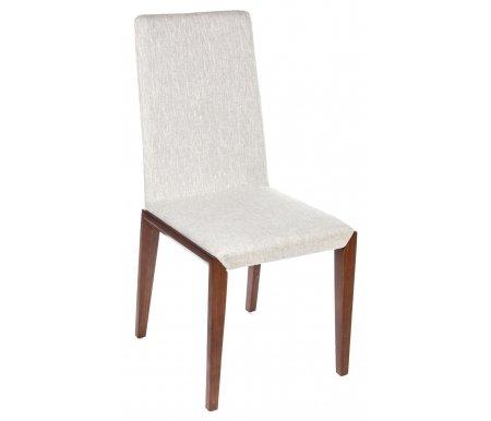 Стул FOSHAN HB-1361Деревянные стулья<br>Стул 1361 - это удобная и стильная модель, которая прекрасно подойдет для офисов и кафе. <br>Каркас выполнен из массива ясеня, обит бежевой тканью.<br><br>Ширина сиденья: 45 см<br>Глубина сиденья: 61,5 см<br>Высота сиденья: 45 см<br>Материал каркаса: массив ясеня<br>Цвет каркаса: орех<br>Материал обивки: ткань<br>Цвет обивки: бежевый<br>Вес: 9,25 кг