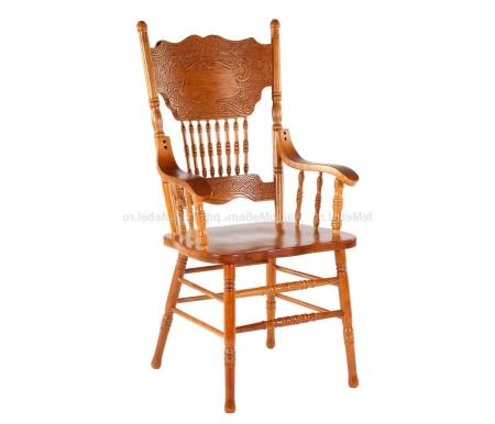 Стул CCKD - 217 AДеревянные стулья<br>Доставка стульев в другие города (кроме Москвы) осуществляется только в разобранном виде!<br><br>Ширина: 52 см<br>Глубина: 45 см<br>Высота: 106 см<br>Материал: массив гевеи<br>Цвет: дуб