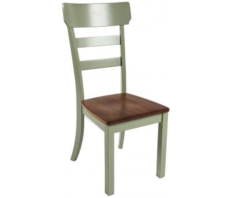 Стул GR CCRR-332W-SДеревянные стулья<br>Стул 332W-Sизготовлен из массива гевеи. Каркас окрашен в светло-зеленый цвет, сидение выполнено в цвете дуб. Идеально подойдет к столу ZMDT-B4272-WPO.<br><br>Ширина сиденья: 44 см<br>Глубина сиденья: 50 см<br>Высота спинки: 97 см<br>Материал каркаса: массив гевеи<br>Цвет каркаса: светло-зеленый<br>Цвет сиденья: дуб