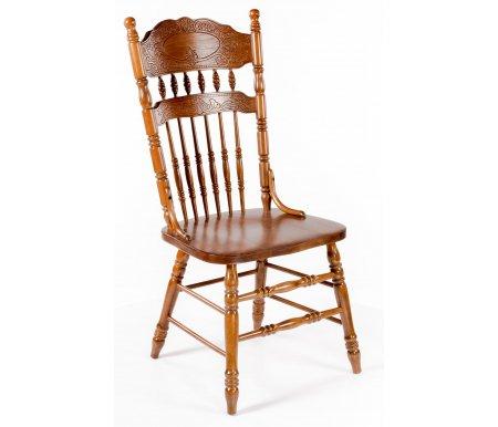 Стул 828 S золотисто-коричневыйДеревянные стулья<br><br>