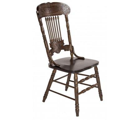 Стул 838 S черненый дуб собранныйДеревянные стулья<br><br>