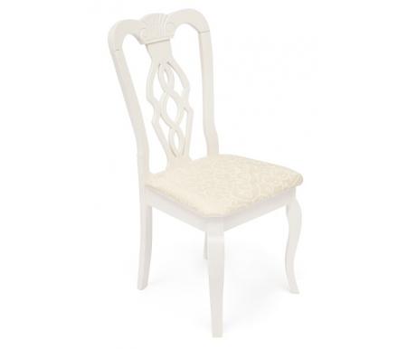 Стул Afrodite (Афродита) белыйДеревянные стулья<br>Прекрасный стул Afrodite отлично впишется в Вашу гостиную, столовую или кухню.<br>