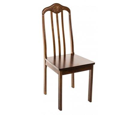 Купить Стул Woodville, Aron dar oak / деревянное сиденье, dar oak / dar oak
