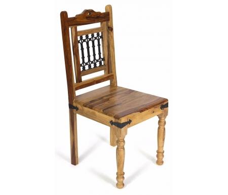 Стул Бомбей CH-1041Деревянные стулья<br><br><br>Ширина: 45 см<br>Глубина: 45 см<br>Высота по спинке: 100 см<br>Высота сиденья: 45 см<br>Высота спинки: 40,5 см<br>Материал: массив палисандра / металл<br>Цвет: натуральный / черный<br>Объем упаковки: 0,119 м.куб<br>Габариты упаковки: 48 см х 48 см х 103 см<br>Вес: 10 кг