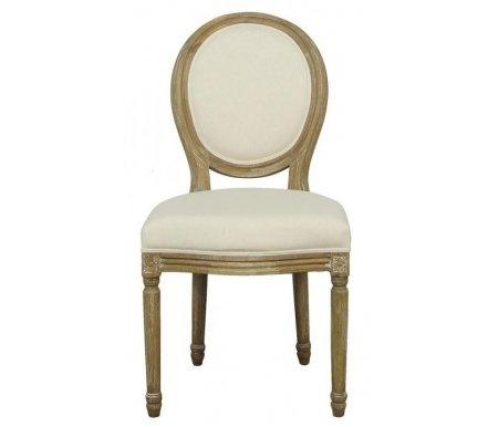 Стул CH-211-1-OAKДеревянные стулья<br>Стул CH-211-1-OAK в прованском стиле займет достойное место в доме и будет радовать вас и ваших гостей.<br><br>Ширина: 51 см<br>Глубина: 48 см<br>Высота: 97 см<br>Материал: массив дуба / ткань<br>Цвет: светло-бежевый<br>Вес: 10 кг