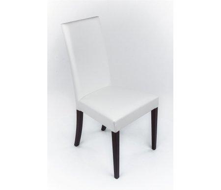 Стул COPENHAGEN венге (P128 bch) / белый (G8B)Деревянные стулья<br><br>