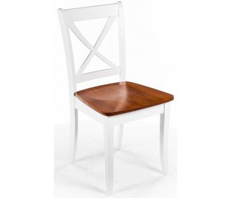 Стул JIN D-8186 WOODEN SEATДеревянные стулья<br>Стул D-8186 - это удобная модель с красивой спинкой, которая прекрасно впишется в интерьер столовой. <br>Каркас выполнен из массива гевеи, сидение жесткое.<br><br>Ширина сиденья: 44,5 см<br>Глубина сиденья: 50,2 см<br>Высота по спинке: 89 см<br>Материал: массив гевеи<br>Цвет каркаса: дуб белый<br>Цвет сиденья: дуб в рыжину<br>Вес: 6,8 кг