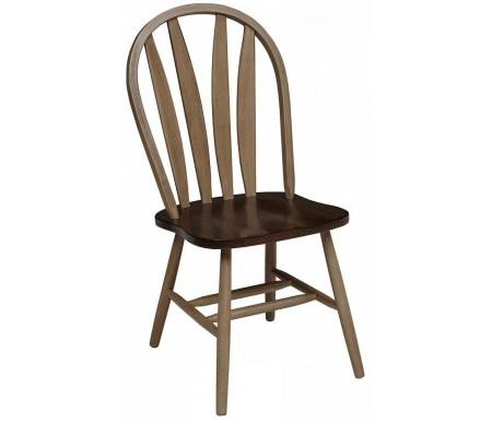 Купить Стул Мебель Малайзии, деревянный LT C15247S dark oak K511 / grey G508