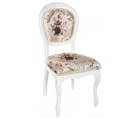 Стул EMAN pure whiteДеревянные стулья<br>Расстояние между ножками спереди 46 см. <br>Расстояние между ножками сбоку 45 см.<br>