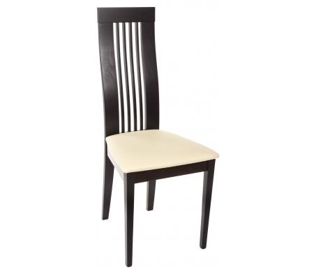 Стул GerdaДеревянные стулья<br>Расстояние между передними ножками 40 см.<br>Расстояние между боковыми ножками 45 см.<br>