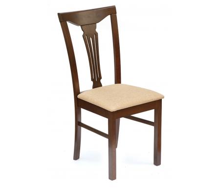 Стул Hermes (Гермес) cappuccinoДеревянные стулья<br>Прекрасный стул Hermes отлично впишется в Вашу гостиную, столовую или кухню.<br>
