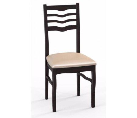 Деревянные стулья М16 венге / кв01  Стул ДИК Мебель