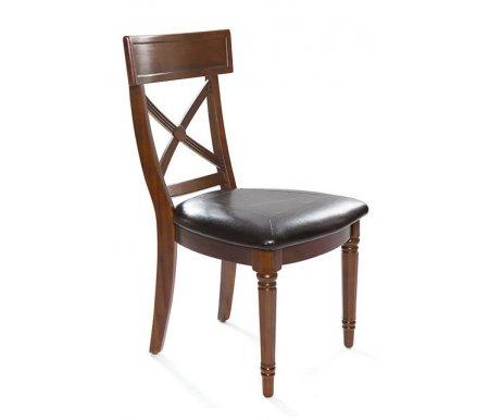 Стул 829-SC темно-коричневыйДеревянные стулья<br>Каркас изготовлен из массива акации.<br>