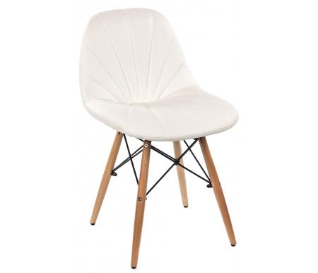 Стул Eames PP-626 белыйДеревянные стулья<br><br>