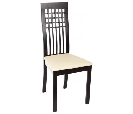 Стул ZevsДеревянные стулья<br>Расстояние между передними ножками 42 см. <br>Расстояние между боковыми ножками 44 см.<br>