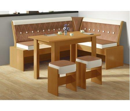 Кухонная скамья Кантри Т1 исп.1 МФ-105.021 ольха от ЛайфМебель