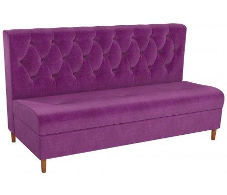 Купить Кухонный диван Mebelico, Бремен микровельвет фиолетовый, Россия