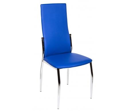 Купить Стул ESF, 2368, blue / хром