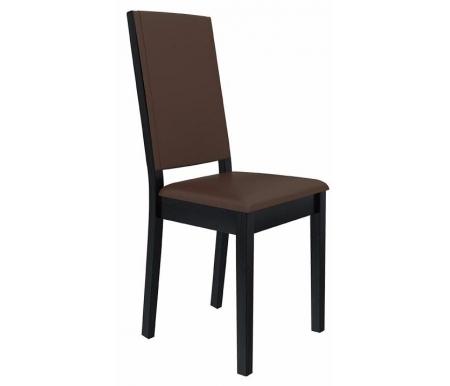 Здесь можно купить Гамма Т2 венге / кожзам №16 темный  Стул Трия Деревянные стулья