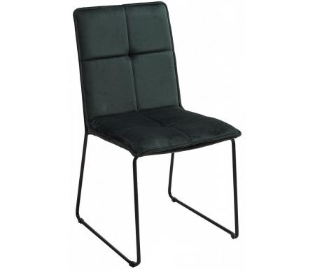 Купить Стул Мебель Малайзии, на металлокаркасе Tobey G062-19 изумрудный