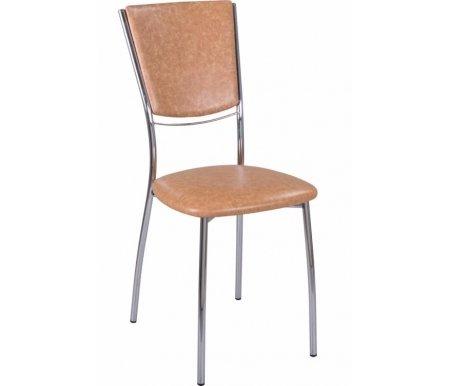 Стул Омега-5 В-2Стулья на металлокаркасе<br>Стул Омега 5на металлическом каркасе с сиденьем и спинкой из кожзаменителя.<br>