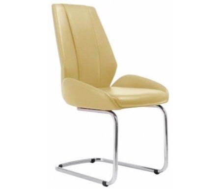Стул SILVERSTONE OR08Стулья на металлокаркасе<br>Стул SILVERSTONE имеет очень эргономичные спинку и сиденье, что обеспечивает хорошую боковую поддержку.<br> Сиденье и спинка обиты экокожей, что позволяет легко чистить и мыть данный стул. Каркас - хромированный металл.<br>
