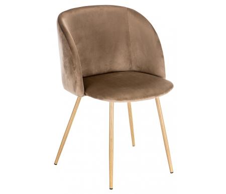 Купить Стул Woodville, Sofas коричневый, black walnut legs/ light brown (G062-11)