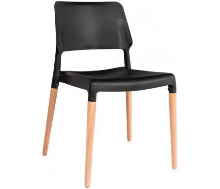 Пластиковый стул Стул Груп Bistro черный / Браво черный фото