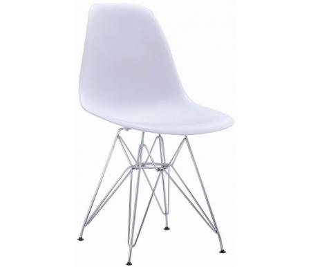Купить Стул ESF, пластиковый PM073 белый / Paul белый