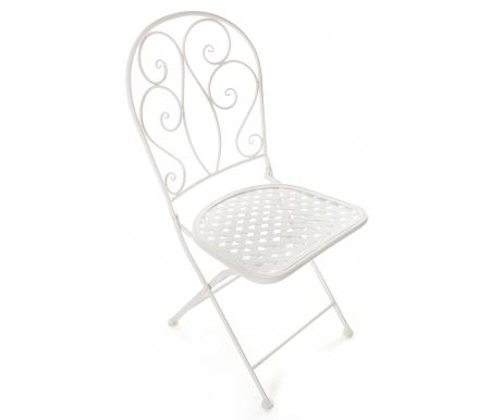 Купить Складной стул Тетчер, Madlen белый, Китай