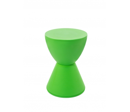 Button зеленый  Табурет Woodville