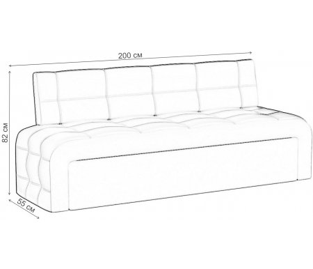 Кухонный диван Mebelico
