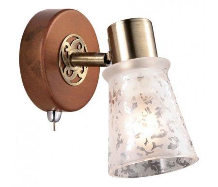 Бра Blanca 2614/1WБра<br>поворотный светильник,<br>