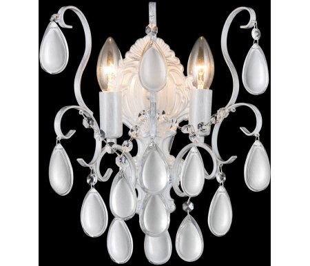 Бра Crystal Lux Crystal Lux Sevilia AP2 Silver фото