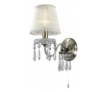 Бра Dagura 2681/1WБра<br>светильник предназначен для использования со скрытой проводкой<br>