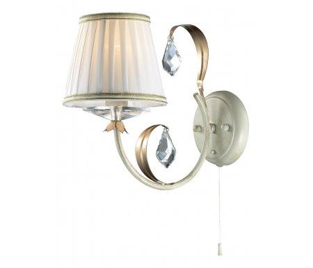 Бра Dagura 2682/1WБра<br>светильник предназначен для использования со скрытой проводкой<br>