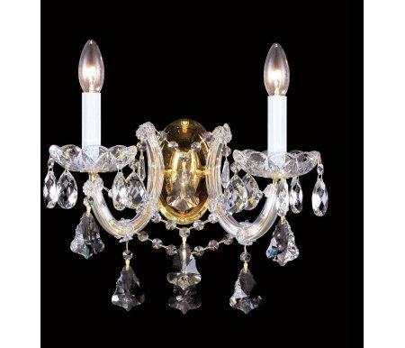 Купить Бра Crystal Lux, Diva AP2, Испания, 587918