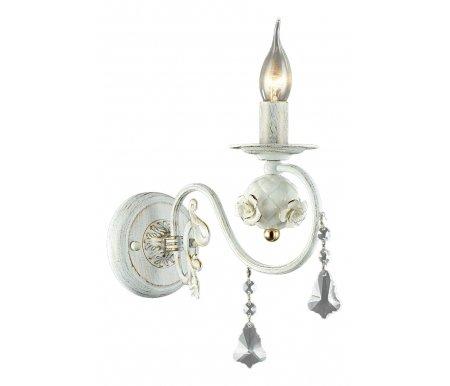 Бра Faberge ARM218-01-WБра<br>способ крепления светильника к стене – на монтажной пластине,<br>